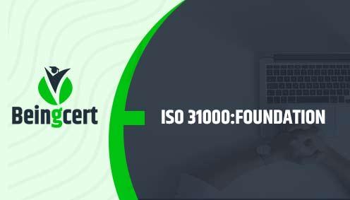 ISO 31000:Foundation