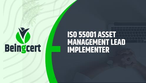 ISO 55001 Asset Management Lead Implementer