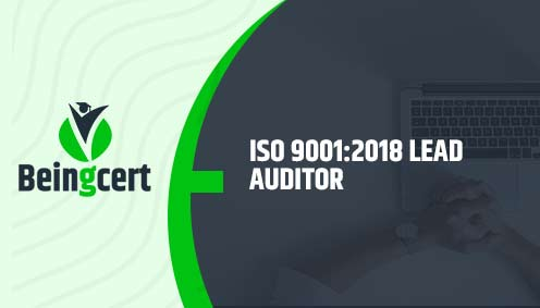 ISO 9001:2018 Lead Auditor