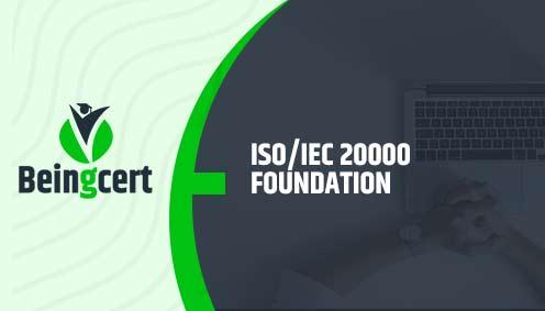 ISO/IEC 20000 Foundation