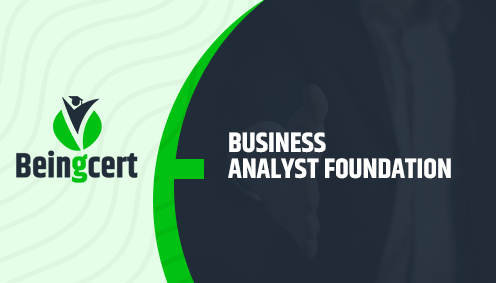 Beingcert Business Analyst Foundation