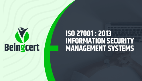 Beingcert ISO 27001:2013 Information Security Management Systems