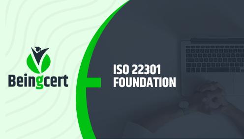 ISO 22301 Foundation