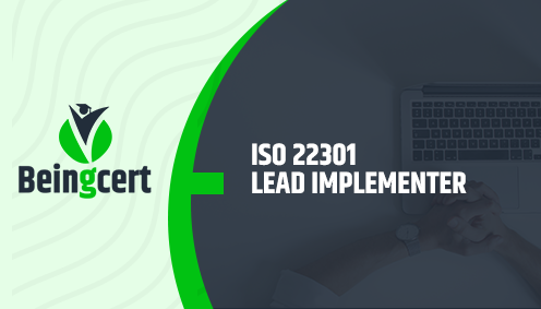 Image ISO 22301 Lead Implementer