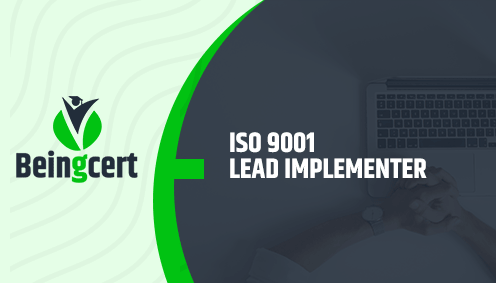 Beingcert ISO 9001 Lead Implementer