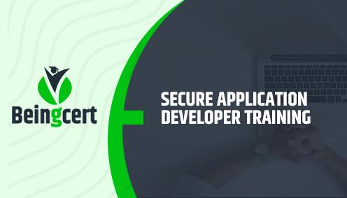 Secure Application Developer Training